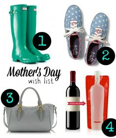 Our Mother's Day Wishlist | Houston Moms Blog