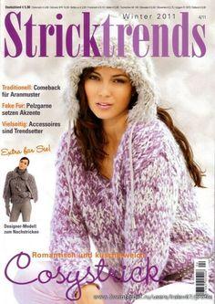 Stricktrends Winter №4-2011 (Вязание спицами и крючком). Обсуждение на LiveInternet - Российский Сервис Онлайн-Дневников