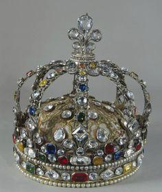Crown of Louis XV 1722 Paris