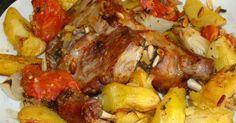 Fabulosa receta para Asado de cordero lechal . Las recetas de cordero lechal siempre recuerdan a tiempos de infancia comidas casera, este asado es como los hacia mi madre, que esta muy rico.  El secreto que este bien doradito!!! Guam Recipes, Mexican Food Recipes, Ethnic Recipes, Carne Asada, Couscous, Pig Roast, Roast Lamb, Halloween Make Up, Stuffed Mushrooms