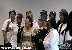PPD Noot vir Noot and Karaoke team building event in Sandton Johannesburg
