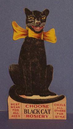 Halloween Pictures, Halloween Cat, Vintage Halloween, Old Cats, Cats And Kittens, Online Scrapbook, Vintage Cat, Vintage Black, Cat Signs