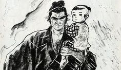 The 'Lone Wolf and Cub' series. Epic, beautiful, historical, never boring, and the books fit perfectly in your coat pocket.
