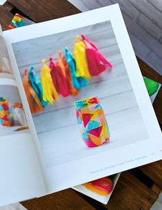Mason Jar Craft book