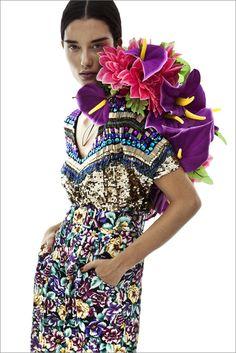 www.chezagnes.blogspot.com  U+ Magazine Spring 2014