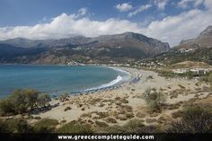 Plakias beach is a long sandy beach with crystal clear water and with facilities for swimming, sunbathing ( sunbeds, umbrellas), sea sports and diving lessons. Rethymno Crete, Diving Lessons, Sea Sports, Travel Things, Crystal Clear Water, Macedonia, Greece Travel, Greek Islands, Holiday Destinations