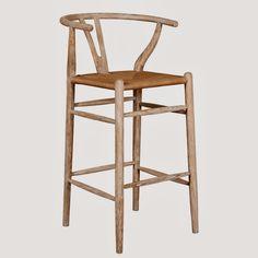 wishbone bar stool - Google Search