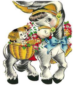 les meli melo de mamietitine - Page 57 Vintage Cards, Vintage Postcards, Vintage Images, Clipart Vintage, Art Fantaisiste, Mickey Mouse, Decoupage Printables, Old Cards, Decoupage Vintage