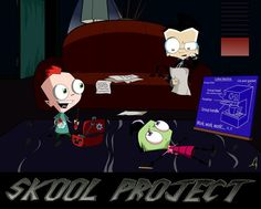 A Skool Project by VinnieTerrio98.deviantart.com on @DeviantArt