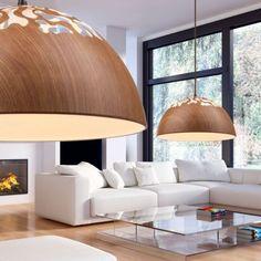 Elegante Decken Beleuchtung Treppen Haus Flur  Pendel Leuchte Durchmesser 35 Cm