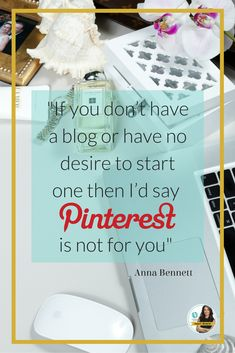 If you want to have a massive success on Pinterest as a service business, you're going to need a blog. Click here to learn why on Chapter 1 for FREE http://www.whiteglovesocialmedia.com/pinterest-marketing-for-business/ | Pinterest Marketing Tips for Business Video Tutorials by Pinterest Expert Anna Bennett