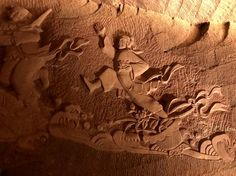 An overview of the mysterious Longyou caves or grottoes in China, which might have been built with ancient technology. Aliens And Ufos, Ancient Mysteries, Ancient Art, Black History, Caves, Mystery, China, Statue, Mysterious