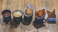 #TheCraftyPig #Glasgow #GlasgowRestaurant #GlasgowBar #Sides #SmallPlates #MacNCheese #Beans #PotatoeWedges #Americana