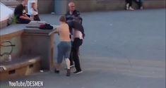 Ukraine hooligan on champions league