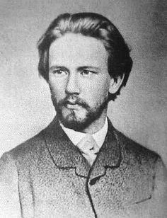 Tchaikovsky around 1874.