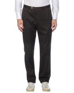 DOWNSHIFTING Men's Casual pants Dark brown 40 waist
