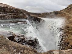 Golden Circle, Waterfalls