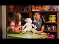 """""""You Are Special"""" Play Therapy Technique - Helping kids reframe negative self talk with use of the book """"You Are Special"""""""