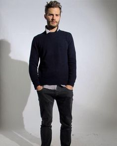 Jamie Dornan is the whole package!! Sexy, kind, talented, and a great family man!! 50 Shades of Christian and Ana