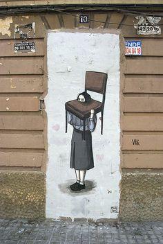 Artist: Hyuro #arteurbana #streetart #mural #wall #urbanart #graffiti