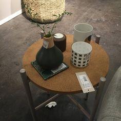 Une table en liège, Bloomingville