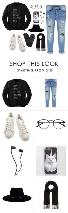 """""""Untitled #52"""" by dandifbr on Polyvore featuring adidas, Zimmermann and Comptoir Des Cotonniers"""
