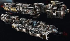 """USR """"Ranger"""" - Fractured Space, Hans Palm on ArtStation at https://www.artstation.com/artwork/usr-ranger-fractured-space"""