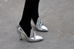 I want pretty: Color- Plateado/ Silver outfits, beauty, deco!