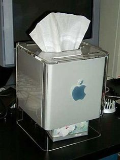 will c what I can do w/ my white ipad1 apple box...[frugal, reuse, repurpose]