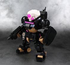 GH-001 GRIMOIRE   by LEGO DOU Moko