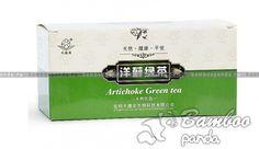 Зеленый чай с артишоком (Artichoke Green Tea)