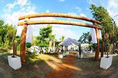 Wedding entre Wedding details Wedding ideas Wedding beautiful Arch  Wedding garden