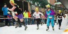 Op vrijdag 24 oktober vindt alweer de 3e editie van de beroemde én beruchte nationale SkischoenRun plaats. Gedurende deze dag verandert de Koopgoot in Rotterdam in een heuse skipiste die de deelnemers op skischoenen moeten trotseren.