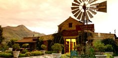 Clarens in Free State, a small town at the foot of the Maluti Mountains, South Africa! South African Holidays, Heavenly Places, Amazing Places, Abseiling, Free State, Old Farm Houses, Africa Travel, Amazing Destinations, Country Life