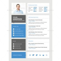 Buy Material CV For Web Developer by on GraphicRiver. Creatively Design Material CV For Web Developer. Cv Template, Resume Templates, Certificate Templates, Colour Images, Graphic Design Art, Web Development, Creative Design, Photoshop, Lettering
