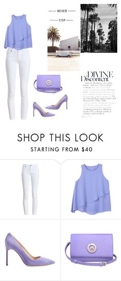 """Untitled #270"" by camila1970 ❤ liked on Polyvore featuring Barbour, MANGO, Manolo Blahnik and Metrocity"