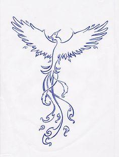 Rising phoenix by VillLT