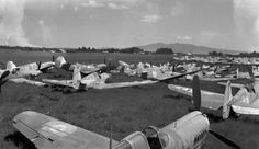 RNZAF maintained Rukuhia as a Storage Depot for surplus WW2 aircraft. rnzaf.proboards.com