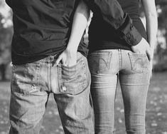 cute engagement picture idea! I definately want this one for my pictures!!!!