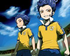 Tsurugi Yuuichi and Tsurugi Kyousuke