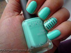 Beachy Dreamy Nails by Kiko Cosmetics No. 389