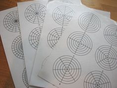 Blog post: Circle Divider. Here is a link: http://www.conniefoxvideos.com/blog/?p=1134