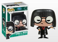 AmiAmi [Character & Hobby Shop] | POP! Disney Series 3 #30 Edna Mode