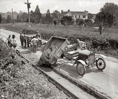 Early dump truck Model T Ford 1920 Something?