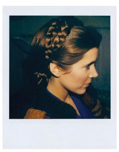 Carrie Fisher - Princess Leia - Star Wars - Return of the Jedi