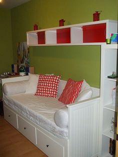 fotos Divan Hemnes de IKEA (pág. 17) | Decorar tu casa es facilisimo.com