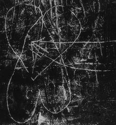 1933, Brassai, Graffiti,