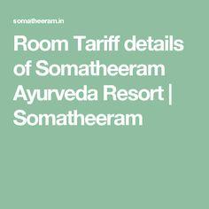 Get room Tariff details of Somatheeram Ayurveda Resort at Kovalam beach in thiruvanathapuram, Kerala. Best available prices from best wellness center of Kerala. Kovalam, Wellness Center, Ayurveda, Room, Travel, Bedroom, Rooms, Peace
