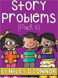 This pack is perfect for your little ones to practice addition and subtraction word problems. This story problem uses numbers 1-20, but mostly focuses on working with numbers between 10-20.