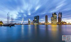Blue Monday vanuit de #Veerhaven in #Rotterdam